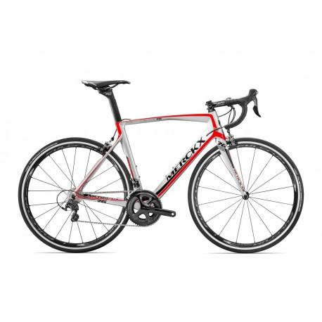 San Remo 76 Silver Red Black