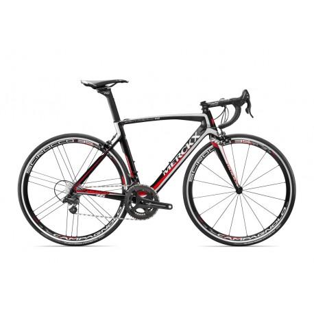 San Remo 76 Black Silver Red