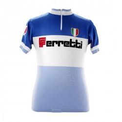 Ferretti Team 1971 s krátkým rukávem Jersey
