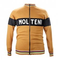 Molteni Merino Wool track top