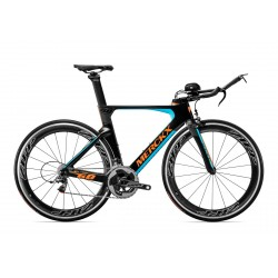Lugano 68 Black Blue Orange